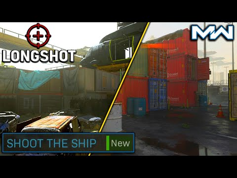 Easy Longshot Spots on Shipment & Shoot House | Modern Warfare