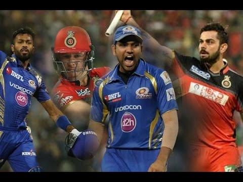 VIVO IPL 2017 | Mumbai Indians vs Royal Challengers Bangalore  | DON BRADMAN CRICKET | GAMEPLAY