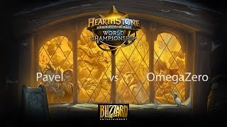 [RU] Pavel vs OmegaZero, Hearthstone World Xhampionship 2016