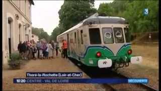 A la découverte de la Vallée du Loir : le petit train touristique
