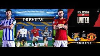 Download lagu PREVIEW EUROPA LEAGUE : Real Sociedad vs Man United | Menang Yakin di Turin