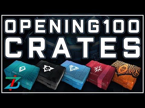 Warface - Opening Syndicate Crates - Battle Pass Syndicate