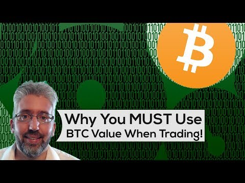 Why You MUST Use Bitcoin ($BTC) Satoshi Value When Trading Altcoins!