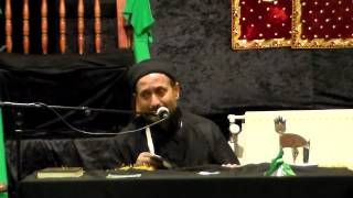 Dua e Kumail Molana Jan Ali Shah Kazmi part 1