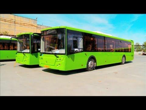 На дороги Тюмени вышли 22 новых автобуса