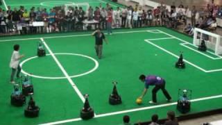 RoboCup 2010 Singapore