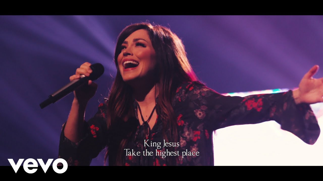 Kari Jobe Oh The Power Livelyric Video Youtube