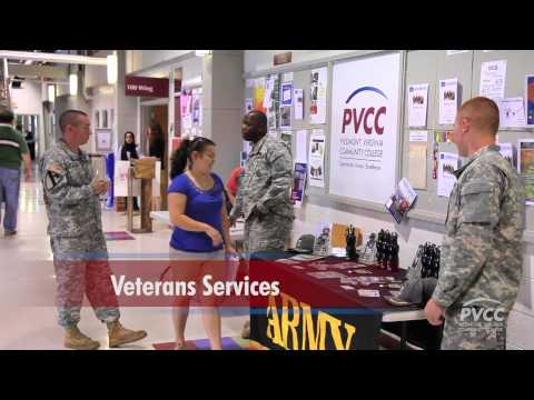 Piedmont Virginia Community College Student Services Marketing Video