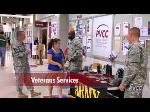 Piedmont Virginia Community College Student Services Marketing Video