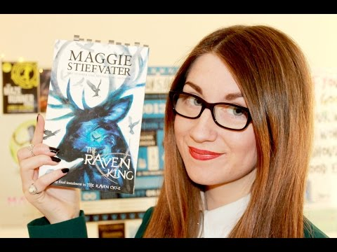 The Raven King by Maggie Stiefvater | BOOK REVIEW & DISCUSSION