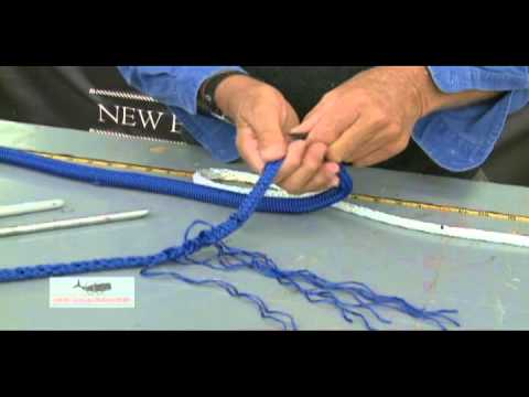 splicing double braid poster