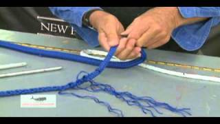 splicing double braid