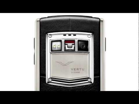 £7000 Android! Vertu Ti Smartphone [HD]