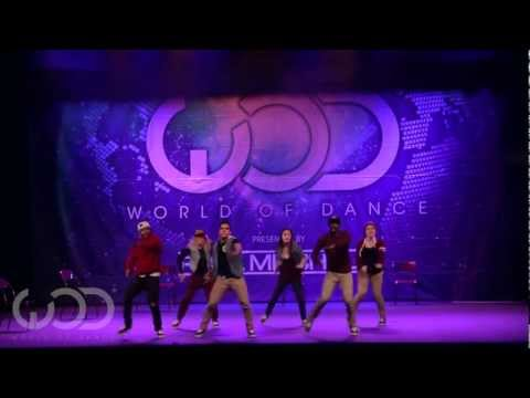 Steez | (1st Place) World of Dance Montreal #WODMTL '13
