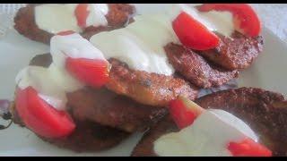 Вкусные драники (деруны, оладьи) из картофеля кабачков тыквы (гарбуза) по домашнему.