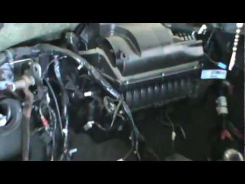 2004 Grand Prix Heater Core (pt3) - YouTube