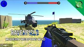 Ravenfield Modern Weapons Mod