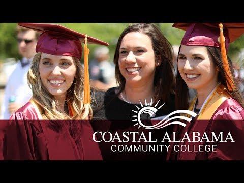 Coastal Alabama 2018 Graduation Ceremony - Monroeville
