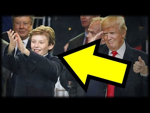 BARRON TRUMP JUST GOT SWEET REVENGE TODAY WHEN THE WHITE HOUSE TOOK ACTION AGAINST HIS SICK HATERS