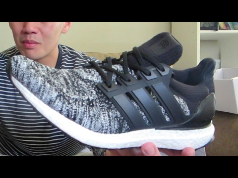 4915899f7b2 adidas x Reigning Champ Ultra Boost RC UB Review - YouTube