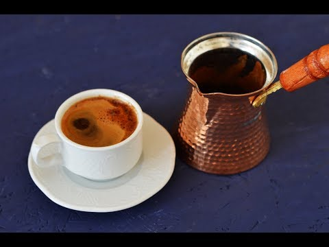 Making Turkish Coffee & 4 important tips No One tells you