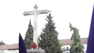 Oración de las Cinco Llagas con el Cristo de los Favores - Semana Santa Granada 2019