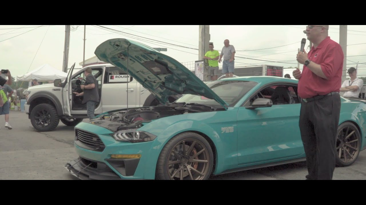 2018 Carlisle Ford Nationals Official Recap Youtube