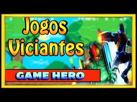 UM DOS JOGOS MAIS VICIANTES DA INTERNET GAMEHERO