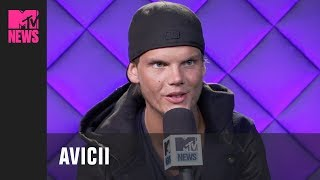 Avicii On 'Wake Me Up's Success & Working W/ Aloe Blacc (2013) | #TBMTV