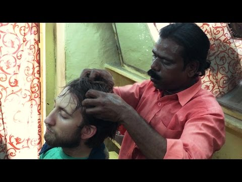 World's Greatest Head Massage 25 - Baba the Cosmic Barber