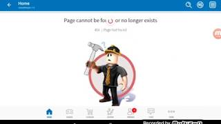MY ROBLOX ALT ACCOUNT IST BANNED UND HACKED