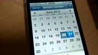 Contact & Calendar Sync on iPhone with ownCloud