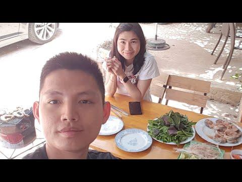 ĂN CÁ TẦM TRÊN ĐƯỜNG NHA TRANG - ĐÀ LẠT | Quang Lê TV
