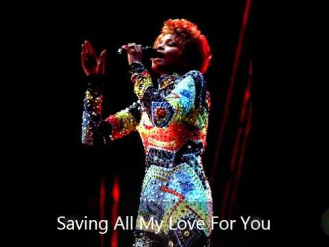 Whitney Houston - Live at Wembley, London 1991