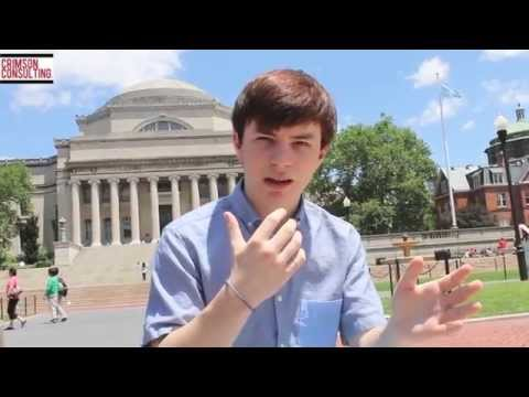 How to get accepted into Columbia University?