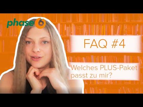 phase6 PLUS-Paket - FAQ #4
