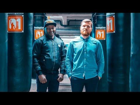 Interview | Daddy Lord C (La Cliqua) et la Boxe - The BackPackerz