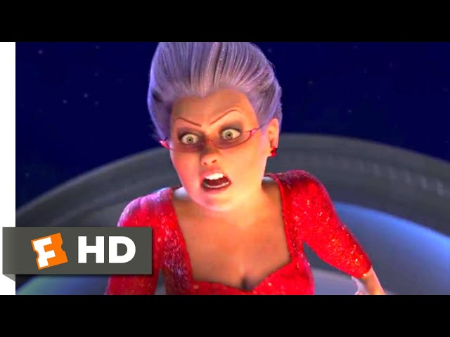 Shrek 2, Fighting the Fairy Godmother Scene