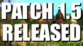 patch 15 released patch notes performance quest fixes kingdom come deliverance
