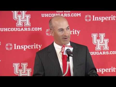 Tony Levine Weekly Press Conference: Rice 9/17/13