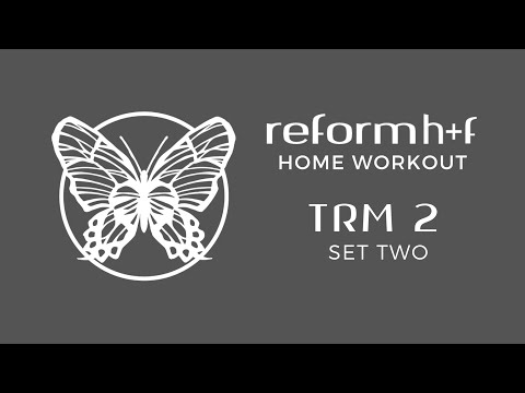 Trm 2.0 Upper Body + Core AT HOME Set 2