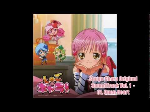 Shugo Chara Original SoundTrack Vol.1 - 01.Open Heart from YouTube · Duration:  1 minutes 42 seconds