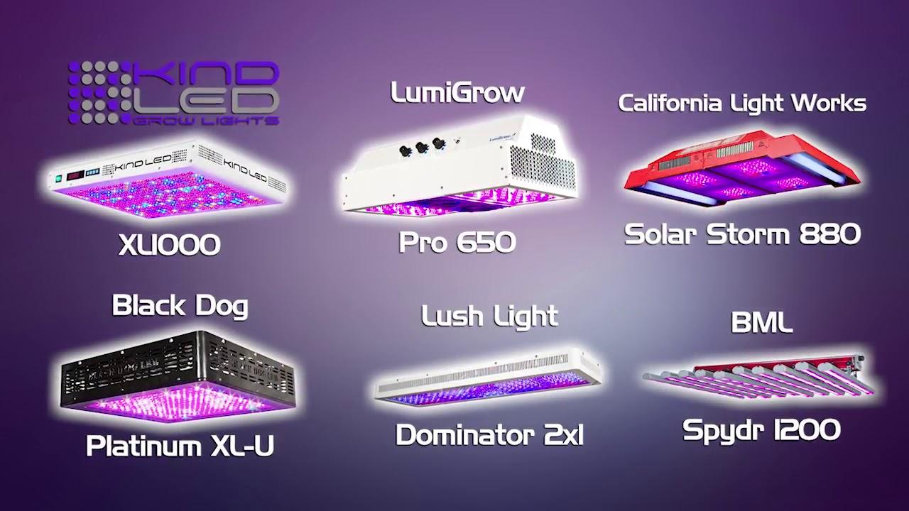 Led Vs Hps Grow Light Comparison Kind Led Vs Other Led