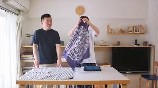 マリメッコのスカーフとポーチ thumbnail