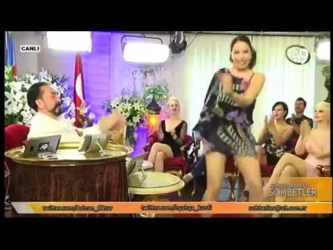 ADNAN OKTAR - A9 TV - Doortjce Dance