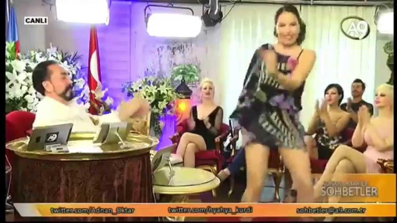 Adnan Oktar A9 Tv Doortjce Dance Youtube