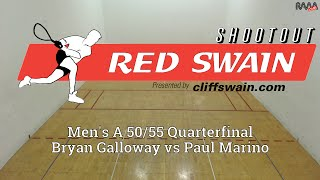 Bryan Galloway vs Paul Marino