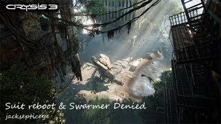 Crysis 3 PC Beta - Suit Reboot Swarmer Denied