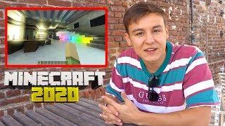 So wird Minecraft im Jahre 2020 aussehen! (Minecraft mit RTX Technologie)