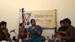 Amrutha Venkatesh - Sarasuda- Saveri Varnam